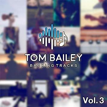 Tom Bailey Backing Tracks Collection, Vol. 3