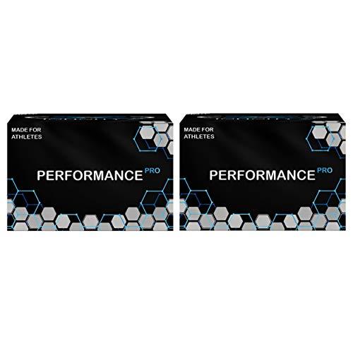 2x Performance Black | Testosteron-Kur in 30 Einzelportionen | Hochdosiert | Muskelaufbau | 210 Kapseln | Laborgeprüft | Made in Germany | von INFINITY X