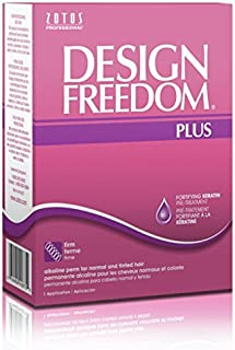 Zotos Design Freedom Plus Alkaline Perm