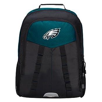 NFL Philadelphia Eagles  Scorcher  Backpack 18  x 5  x 12.5