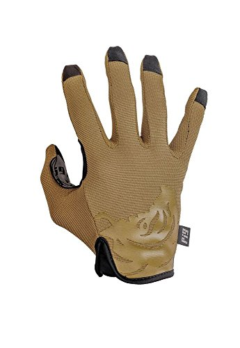PIG Full Dexterity Tactical (FDT) - Delta Utility Gloves (Coyote Brown, Medium)