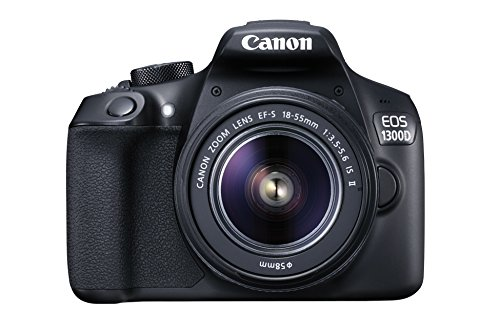 Canon EOS 1300D EF-S 18-55mm 18.7MP CMOS 5184 x...