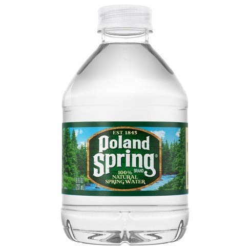Poland Spring 100% Natural supreme Water 30 of Bottle 8oz Pack Ranking TOP12