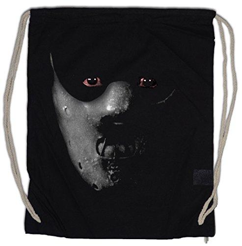 Urban Backwoods Hannibal Mask Turnbeutel Sporttasche