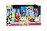 Disney Mickey Toodles Talk'n Toolbelt and Kids Play Tool Accessories for Contruction and Building Role Play and Dress Up, by Just Play