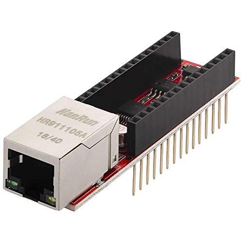 AZDelivery ENC28J60 Ethernet Shield für Arduino Nano V3.0