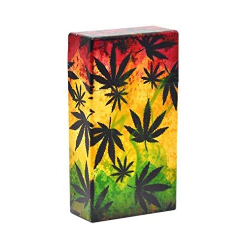 Plástica del cigarrillo de tabaco Slim Fit Caja de cigarrillo de...