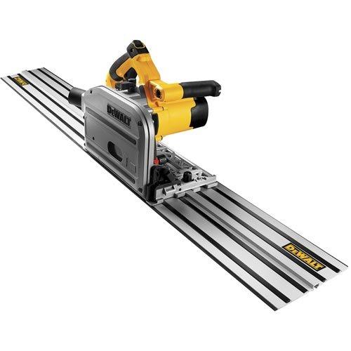 DEWALT DWS520SK Tracksaw Kit With 59-Inch Track, 6-1/2-Inch