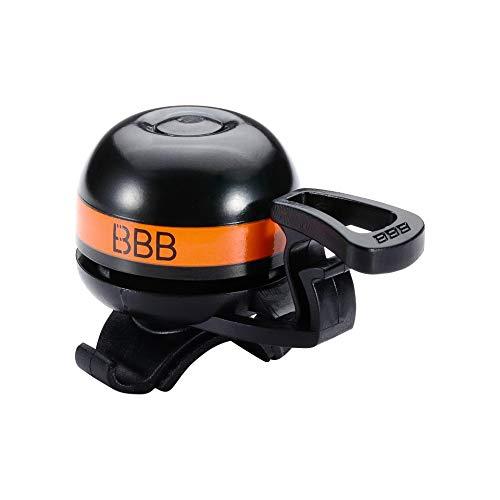 BBB CyclingEasyFitDeluxe Fahrradklinge|Laute Glockefür Mountainbike und Rennrad|Einsetzbar mit Schnellverschluss-System für alle Fahrradlenker