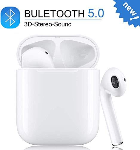 Écouteurs sans Fil Bluetooth 5.0 avec réduction de Bruit, écouteurs...