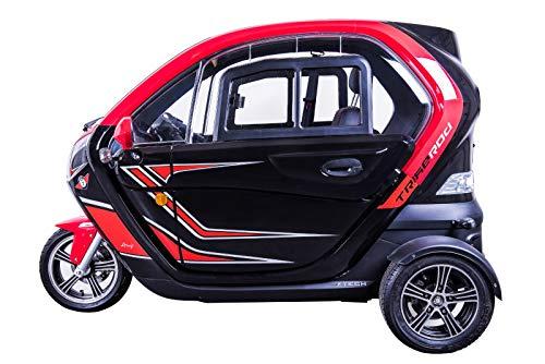 Elektromobil mit Dach für 2 Personen Bild 3*