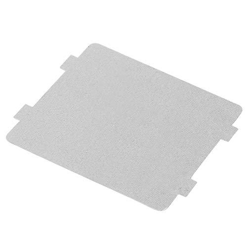 Placa de mica para horno - 10 piezas de horno de microondas Hoja de mica para horno de microondas Pieza de reparación 108x99 mm