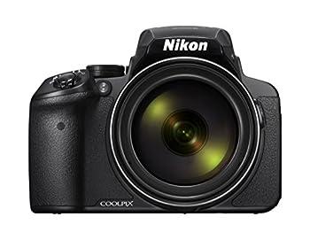 Nikon COOLPIX P900 Digital Camera  Black