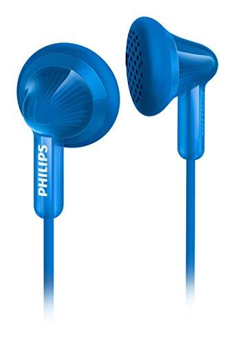 Philips UpBeat ClearTones in Ear Earbud Headphones - Blue (SHE3010BL/27)
