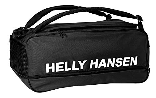 Helly Hansen HH Racing Bag Bolsa de Viaje, Unisex, Negro, STD