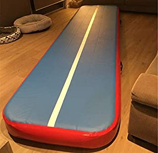 Yotek - Inflatable Bouncers - Inflatable Gymnastics 5 * 1 * 0.2M AirTrack Tumbling Air Track Floor Trampoline for Home Use...