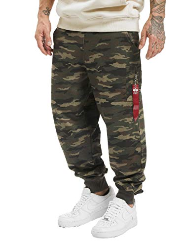 Alpha Industries X-Fit Cargo Hose Camouflage S
