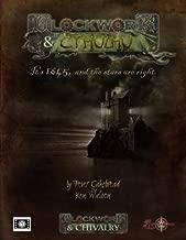 Lovecraftian Adventures in the World of Clockwork & Chivalry (Clockwork & Cthulhu) by Peter Cakebread (2012-05-29)