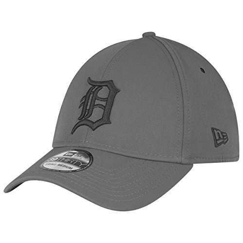 New Era - Detroit Tigers 39thirty Cap - CLN Team - Grey/Black - S-M (6 3/8-7 1/4)