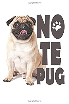 NotePug  Notebook for Pug Lovers   pug pals for every note!
