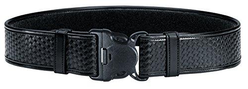 Bianchi Accumold Elite 7950 Duty Belt (Basketweave Black, X-Large 46-52)