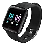 Ardilla D13 Smart Bracelet | Color Screen Fitness Activity Tracker with OLED Display