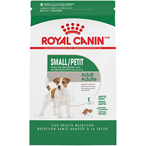 Royal Canin Small Breed Adult Dry Dog Food, 2.5 Pounds. Bag