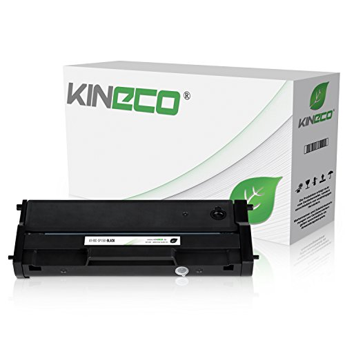 Kineco Toner kompatibel mit Ricoh SP 150 Type-150 HC für Ricoh SP 150w, SP 150suw, SP 150su, SP 150 - Schwarz 1.500 Seiten