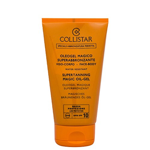 Collistar Aceite en Gel Solar Water Resistant 150 ml