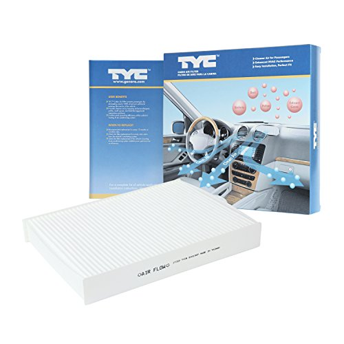 TYC 800196P Replacement Cabin Air Filter (Compatible with NISSAN ROGUE)