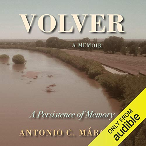 Volver audiobook cover art