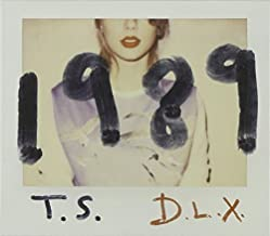 1989-Deluxe Edition by Taylor Swift (2014-05-04)