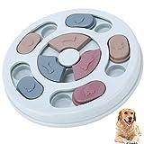 KITTAIL Dog Puzzle Toys - Creative Dog Smart Beginner - Slow Feeder & IQ Interactive Training Toy Box, Advanced Treat Dispenser for Puppy Dogs Boredom, Non-Slip Bottom Dog Enrichment Toys