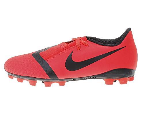 Nike Botas de fútbol para niños Jr Phantom Venom Academy Ag-R césped artificial, color Rojo, talla 33.5 EU