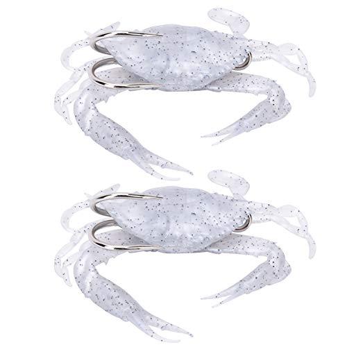 wosumeLeurre de pêche au Crabe, leurre de pêche en...