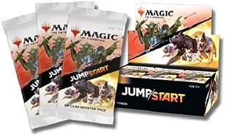MTG Magic The Gathering Jumpstart Booster Display Box Jump Start - 24 Packs of 20 Cards Each, + Bonus Rare!