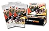 MTG Magic The Gathering Jumpstart Booster Display Box Jump Start - 24 Packs of 20 Cards Each, + Bonus Rare!