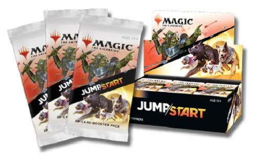 Jumpstart packs and booster box