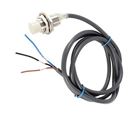 Aexit E2E-X10ME1 10mm NPN NO. Induktiv Sensor Näherungsschalter DC 12-24V