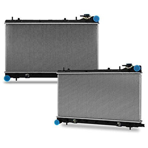 CU2674 Radiator Replacement for forester 2003 2004 2005 2006 2007 2008 H4 2.5L