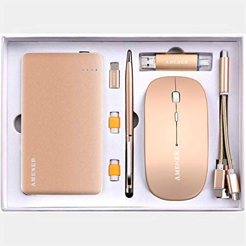 AMENER Luxury Business Gift Set- Perfect for Holiday, Birthday, Corporate- Professional Office...