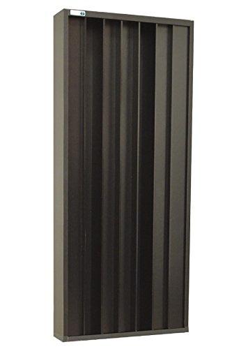 GIK Acoustics 700461538677Q7D Diffusor–Schwarz