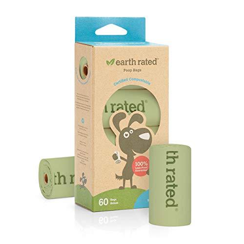 Terre Noté - Remplacement des sacs compostables 4 rouleaux