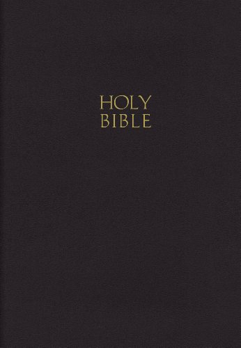Giant Print Center-Column Reference Bible-NKJV: New King