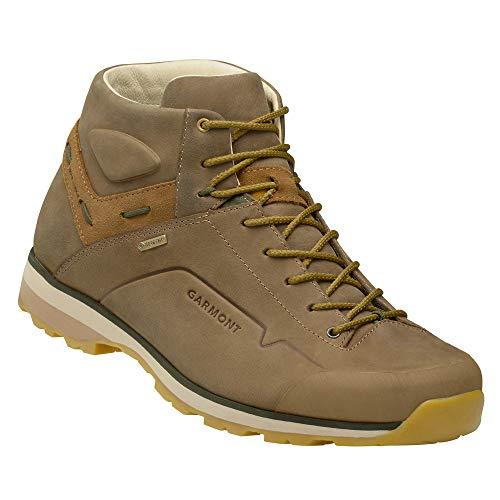 Garmont GARMONT Miguasha Nubuck GTX Schuhe Herren beige/Olive Green Schuhgröße UK 9,5 | EU 44 2019