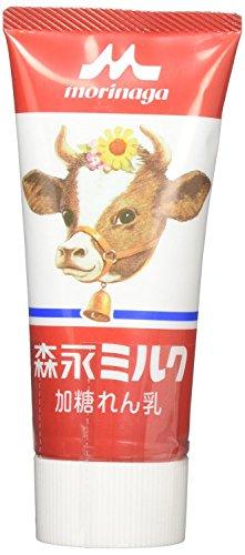 森永乳業 加糖れん乳 チューブ入り 120g×3個セット