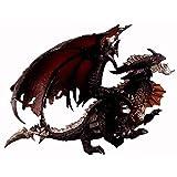 XINRUIBO World of Warcraft Figura de acción de Alamuerte Exquisito Modelo - enormes estupendos 15.7 Pulgadas de Largo Decoracion Warcraft