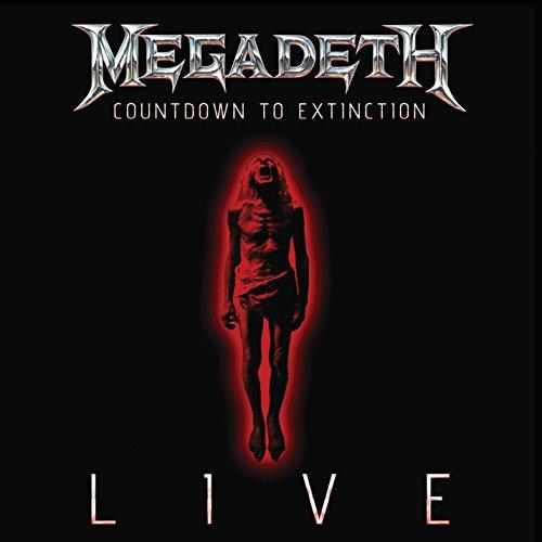 Megadeth: Countdown To Extinction: Live (Audio CD (Live))