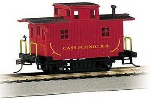 preferente Bachmann Trains Cass Scenic R.R. Bobber Caboose-Ho Scale by by by Bachmann Trains  Envíos y devoluciones gratis.