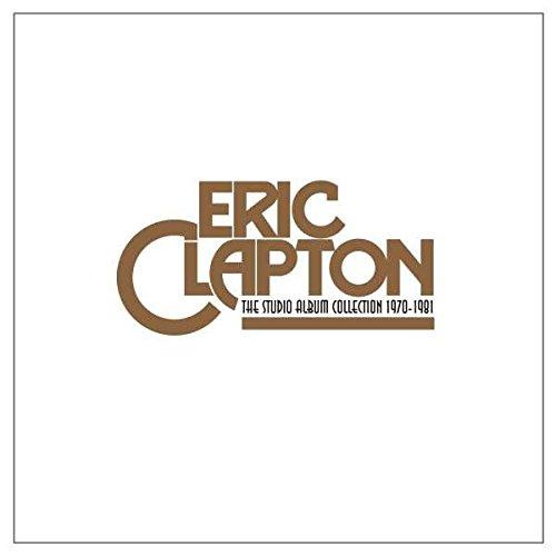 The Studio Album Collection (Limited 9 LP Boxset) [Vinyl LP]